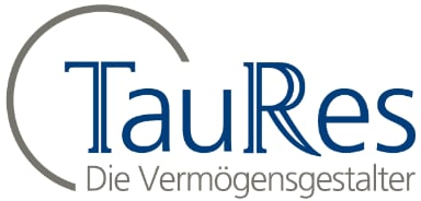 TauRes logo graphic