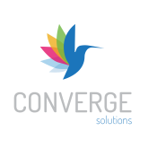 Converge Solutions logo