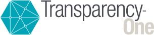 Transparency One logo