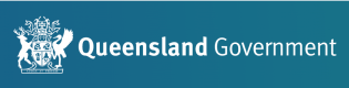 Queensland Gov logo